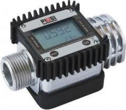 Contor debitmetru ceas pentru motorina K24 Piusi de la Simba's Group Srl