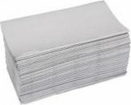 Prosoape pliate din hartie V, 2 straturi de la Best Distribution Srl
