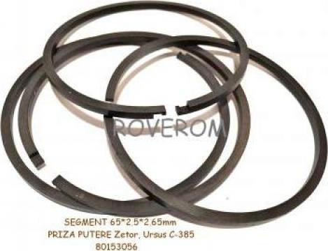 Segmenti priza putere Zetor, Ursus C-385 (D=65mm, 2.5*2.6mm)