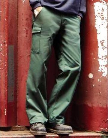 Pantaloni de lucru Twill - Russel de la Best Media Style Srl