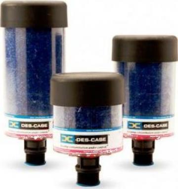 Aerisitor / breather cu silica gel