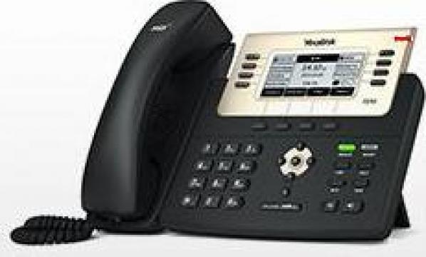Telefon SIP T27P de la All Telecom Services Srl