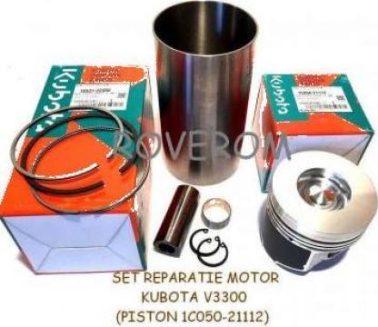 Set reparatie motor Kubota V3300, Bobcat S220, S250, S300