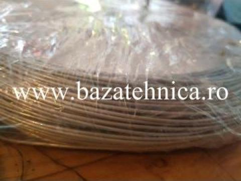 Sarma nichelina Nikrothal N80Diametru 1.5 mm de la Baza Tehnica Alfa Srl