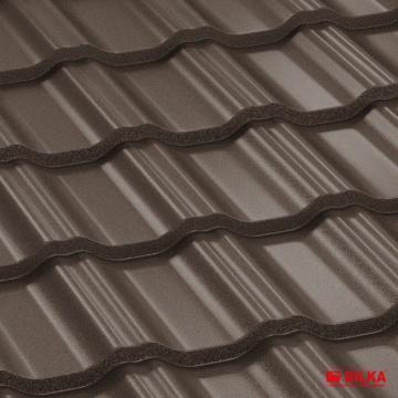Tigla metalica Bilka Gotic 0.52 mat de la BDM Roof System