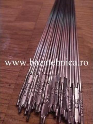 Sarma din inox pentru sudura in argon 2.0x1000 mm