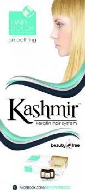 Tratament regenerare par Kashmir Hair Botox de la Sc Luiza Essence Line Srl