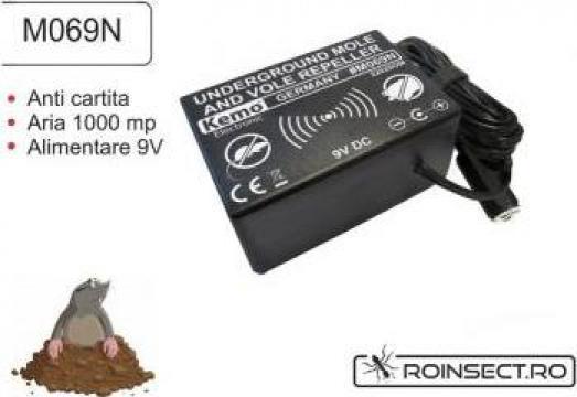 Aparat anti cartita M069N (acopera 1 000 mp) de la Agan Trust Srl