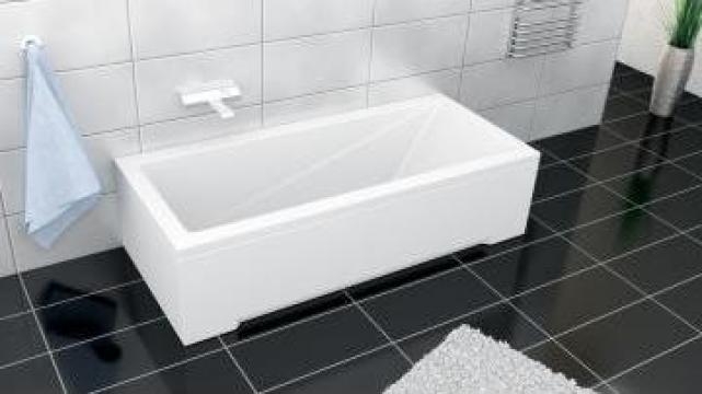 Cada baie dreptunghiulara 120x70 cm de la Eurofiber Industries Srl