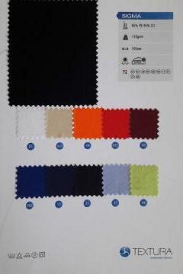 Tesatura poplin pentru camasi 115 gr de la Textura Ro Srl