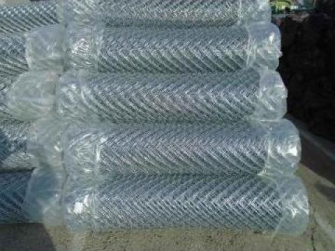 Plasa gard impletita zincata de la Sc Ibmar Lasak Srl