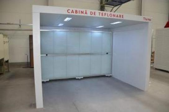 Cabina de vopsire Therma de la Sc Ticon Srl