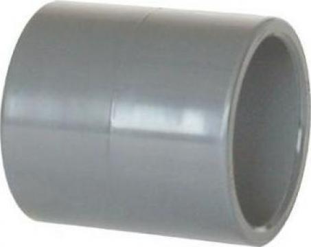 Mufa PVC presiune