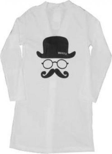 Cardigan fetite Mustache A de la A&P Collections Online Srl-d