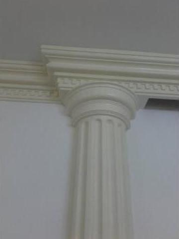 Coloana ornamentala capitel de la Big Polistiren Srl.