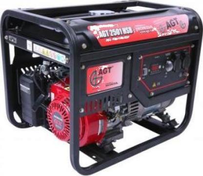Generator de curent AGT 2501 TTL, motor Honda, 2300 W de la Forgarden SRL
