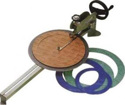 Dispozitiv pentru decupat garnituri si inele 2537-010 de la Nascom Invest