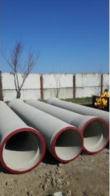 Tuburi beton 600 de la Sc Media Steel Srl