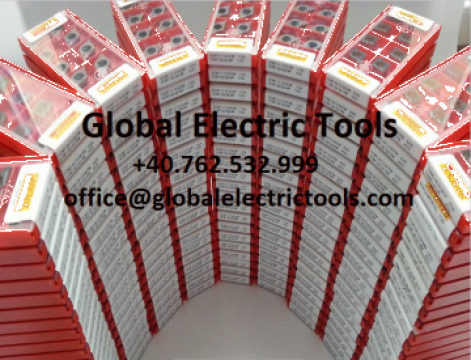 Placute vidia CCMT 120408 de la Global Electric Tools SRL