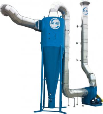 Ventilatoare, cicloane, filtre de la Sanu Service Ro Srl