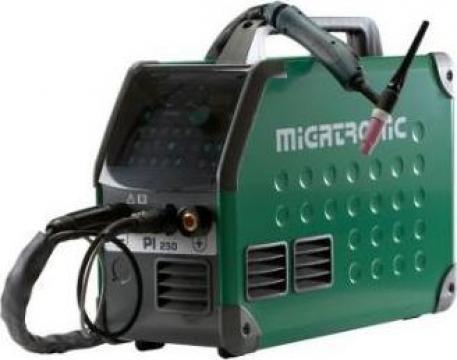 Aparat sudura Migatronic PI 200 AC DC PFC cu accesorii de la Bendis Welding Equipment Srl