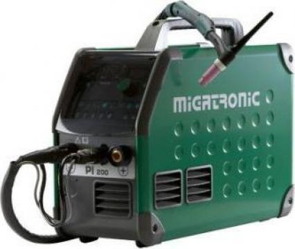 Aparat sudura Migatronic PI 200 DC HP PFC cu accesorii de la Bendis Welding Equipment Srl