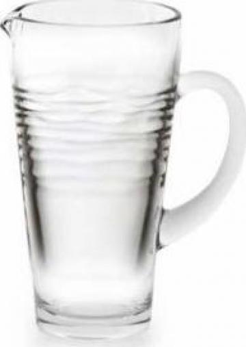 Cana din sticla temperata Vidivil colectia Oasi 1,2litri de la Basarom Com