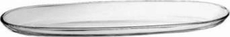 Platou oval din sticla temperata Vidivil colectia Fenice