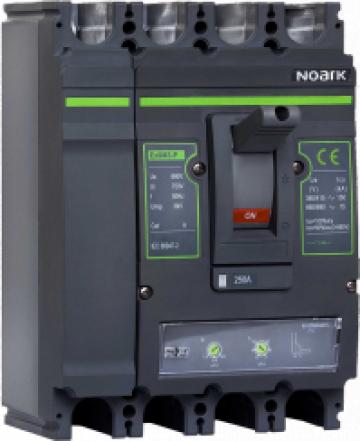 Intreruptoare automate in carcasa turnata DC de la Electrofrane