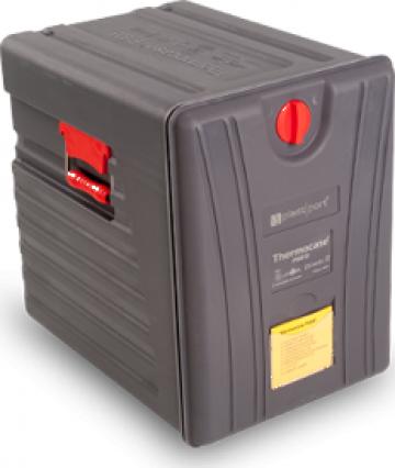 Cutie depozitare safeu termic P600, 64x44x61cm de la Basarom Com