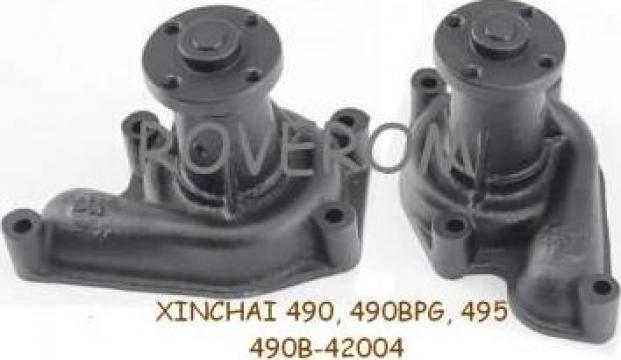 Pompa apa Xinchai 490, 490BPG, Dalian, Hangcha, Heli
