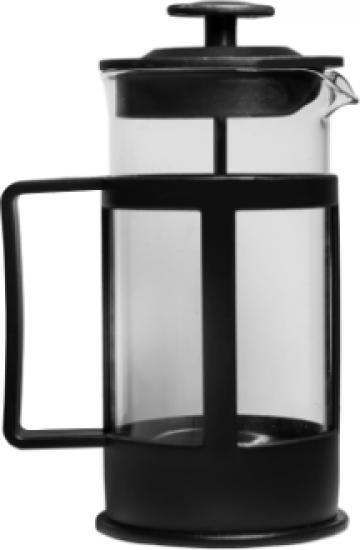 Cana cu presa pentru ceai si cafea 1000ml de la Basarom Com