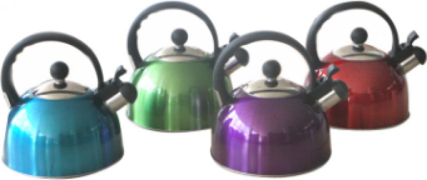 Ceainic 2,5litri diferite culori