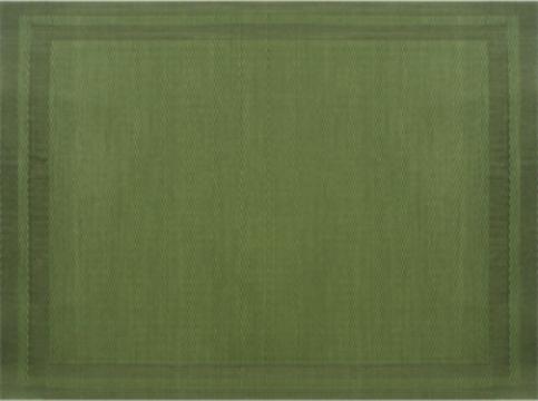 Servet de masa suport PVC 36x48cm verde