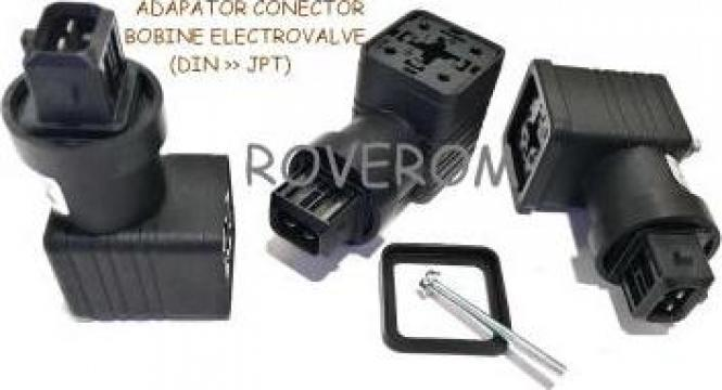 Adaptor conector bobine, de la 3 pini la 2 pini de la Roverom Srl