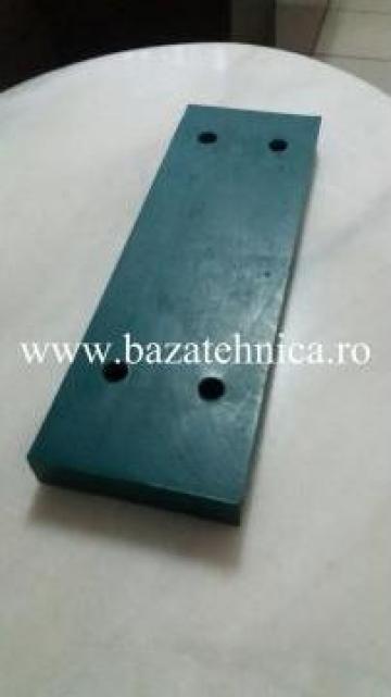 Placa poliuretan freza zapada 300x100x25 mm de la Baza Tehnica Alfa Srl