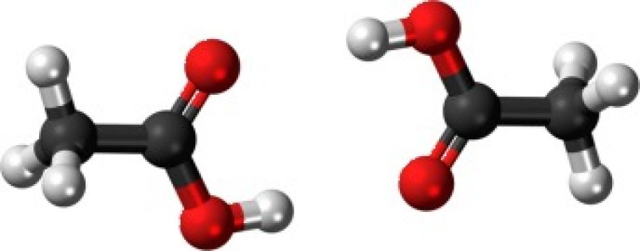 Acid acetic 80 %