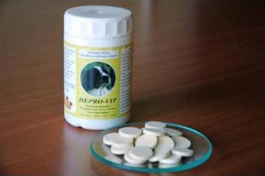 Comprimate uz veterinar Hepro-Vit de la Institutul De Cercetare-dezvoltare Pentru Apicultura Sa