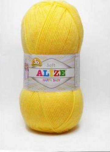 Fire pentru tricotat si crosetat Alize Happy Baby de la Sc Ccs Trade Srl