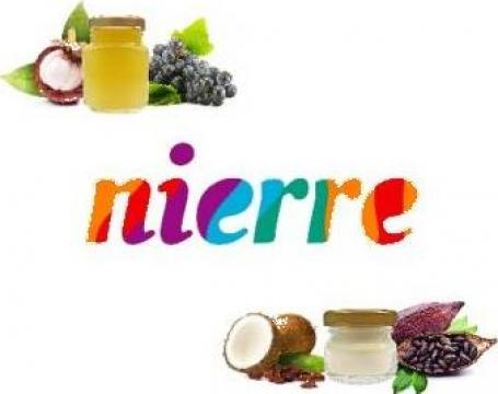 Produse cosmetice naturale cu miere si mangostan Nierre de la Vulpe Iuliana I.i.