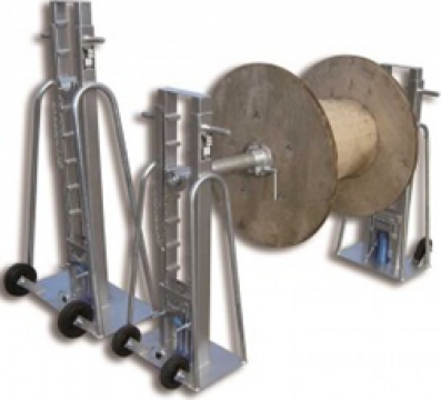 Sistem ridicat tamburi de la Imocon Srl