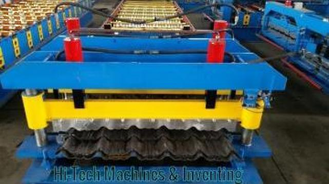 Linie de productie tabla - tigla