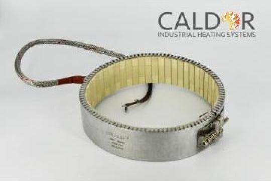 Rezistente electrice industriale ceramica de la Caldor Industrial Heating Systems Srl