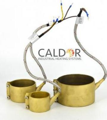 Rezistenta electrica duza 40 x 22 x 150w de la Caldor Industrial Heating Systems Srl