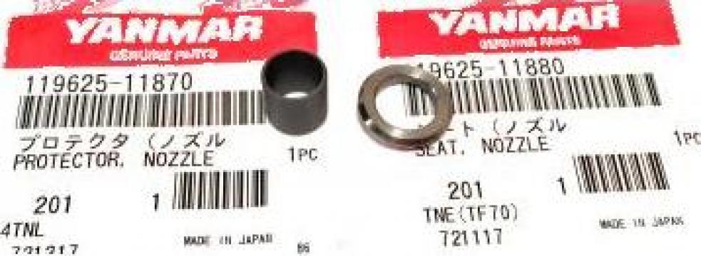 Set etansare injector Yanmar 4TNE84, 4TNE88, 4TNE106