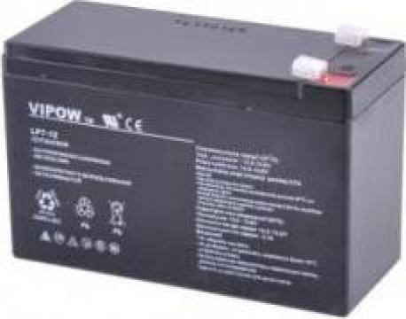 Acumulator gel-plumb 12v-7Ah de la Electro Supermax Srl