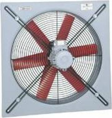 Ventilator axial pentru montaj pe perete seria Axial de la Professional Vent Systems Srl