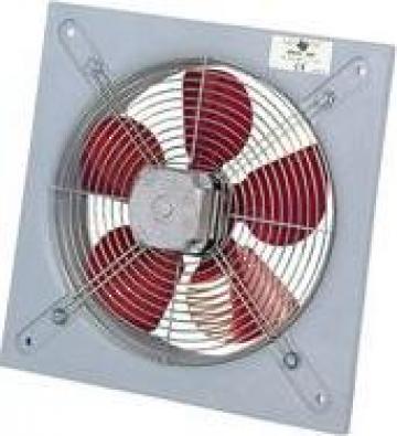 Ventilator axial pentru montaj pe perete seria Basic de la Professional Vent Systems Srl