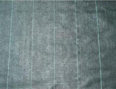 Husa acoperire sol Nature, negru, 1 x 10 m 6030300