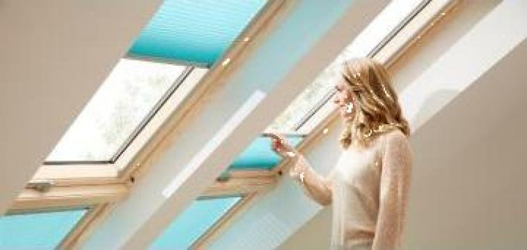Rulou plisat FHL - Standard de la Sc Ellcor Roof Srl-d